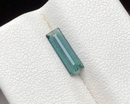 0.50 Ct Natural Blueish Transparent Tourmaline Gemstone