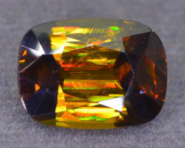 Rare AAA Fire 5.86 ct Sphene Sku-53