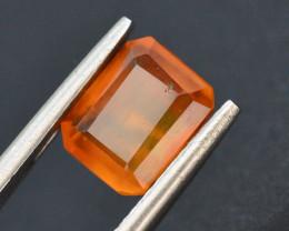 Top Color1.75 ct Natural Hessonite Garnet ~ T