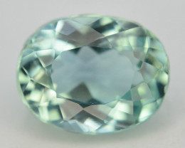 4.0 Ct Green Spodumene Gemstone From Afghanistan~ G AQ