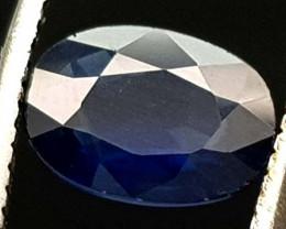 1.05CT BLUE SAPPHIRE BEST QUALITY GEMSTONE IIGC109