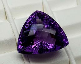 25.75Crt Natural  Amethyst  Natural Gemstones JI97