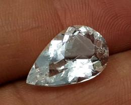 6.75Crt Rare Pollucite Natural Gemstones JI97