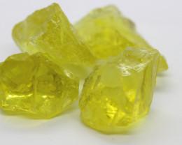 HIGH QUALITY Lemon quartz rough