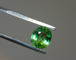 1.15ct SI Glowing Green Tsavorite