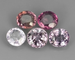 3.90 CTS GENUINE NATURAL ULTRA RARE COLLECTION FANCY SPINEL~