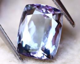 Tanzanite 3.33Ct Natural VVS Purplish Blue Tanzanite DR91
