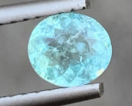PARAIBA 0.44 Carats Natural Color Paraiba Tourmaline Gemstone