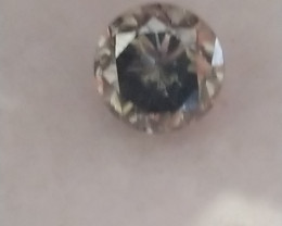 NATURAL-GIA CERTIFIED- FANCY-DARKGREEN-YELLOW,1.10CTW SIZE DIAMOND,1PCS