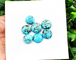 Genuine  78.00 Cts Turquoise Cab Lot