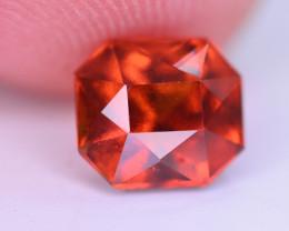 Superb Color 2.40 Ct Natural Hessonite Garnet. RA