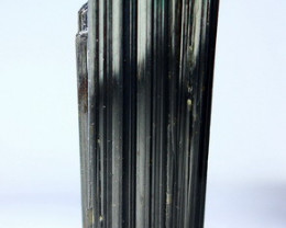 200.70 CT Natural - Unheated Black Tourmaline Crystal