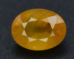 Top Clarity & Color 1.90 ct Rarest Yellow Sapphire~Sri Lanka
