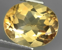 5.15 CTS SUPERIOR! CHAMPION TOPAZ GENUINE OVAL