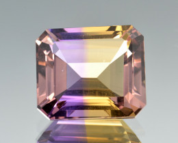 Natural Ametrine 9.20 Cts Top Quality Stone