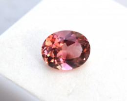 2.66 Carat Beautiful Oval Cut Pink Tourmaline