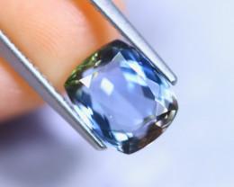 2.76cts Violet Blue D Block Tanzanite / RD844