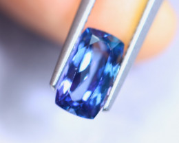 2.40cts Violet Blue D Block Tanzanite / RD856