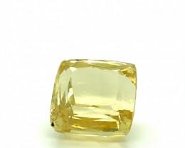 Yellow Green Kunzite 61.20ct Natural Untreated