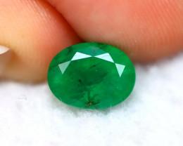 Emerald 1.83Ct Natural Colombia Green Emerald D1814