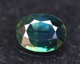 Sapphire 1.38Ct Natural Peacock Sapphire D1817