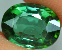 1.48 CT CERTIFIED  Copper Bearing Mozambique Paraiba Tourmaline-PR689