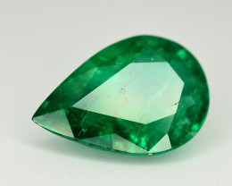 4.75 Ct Brilliant Color Natural Zambian Emerald