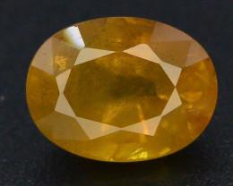 Top Clarity & Color 1.95 ct Rarest Yellow Sapphire~Sri Lanka