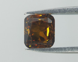 Cushion modified cut Diamond , Real natural Diamond , 0.40 cts