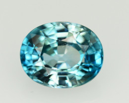 4.45 Ct Natural Fancy Cut Zircon Gemstone