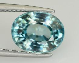 4.55 Ct Natural Beautiful color Zircon Gemstone