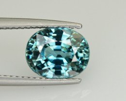 4.55 Ct Natural Beautiful color Zircon Gemstone