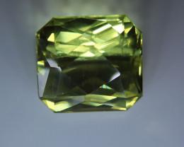 Green Kunzite 20.70ct Hiddenite Natural Untreated