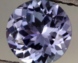 1.73 ct Gorgeous Top Color IF Natural Tanzanite Certified!