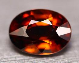 Red Orange Tourmaline 2.14Ct Natural Red Orange Tourmaline B1711