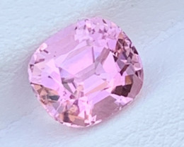 BABY PINK 1.90 Carats Natural Color Tourmaline Gemstone FROM AFGHANISTAN
