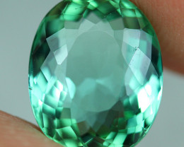 4.72 CT CERTIFIED  Copper Bearing Mozambique Paraiba Tourmaline-PR703