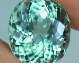 4.57 CT CERTIFIED  Copper Bearing Mozambique Paraiba Tourmaline-PR707