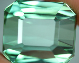 11.68 ct CERTIFIED  Copper Bearing Mozambique Paraiba Tourmaline-PR712