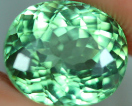 4.60 CT CERTIFIED  Copper Bearing Mozambique Paraiba Tourmaline-PR713