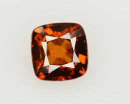 2.40 Ct Amazing Color Natural Brown Zircon