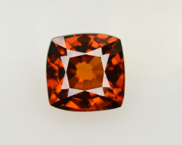 2.05 Ct Amazing Color Natural Brown Zircon