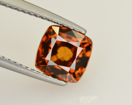 2.65 Ct Amazing Color Natural Brown Zircon