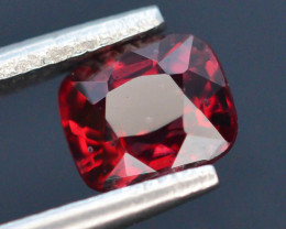 Rare 0.70 ct Natural Untreated Red Spinel~Burma