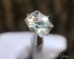 Pale pink Apatite - 3.74 carats