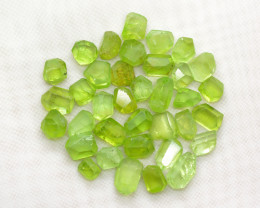 75 CT Top Quality Peridot Beads From Pakistan