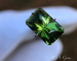 Strontium Chrome Tourmaline - 6.15 carats