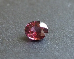 0.72ct natural pink spinel