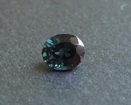 0.78ct blue spinel