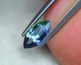 1.12ct Natural Violet Blue Tanzanite Marquise Cut Lot GW5554